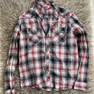 Vans Shirts - VANS Button Dwn Shirt
